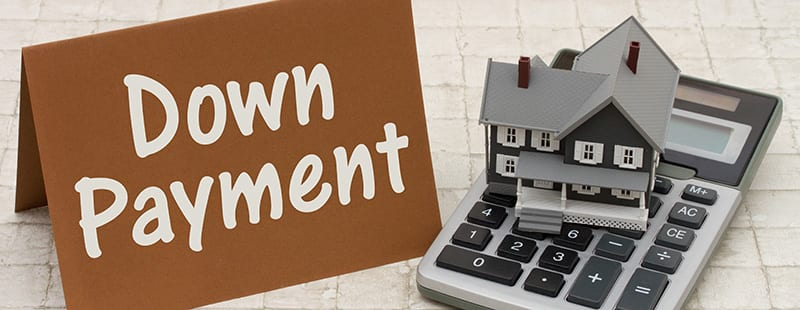 Home down payment