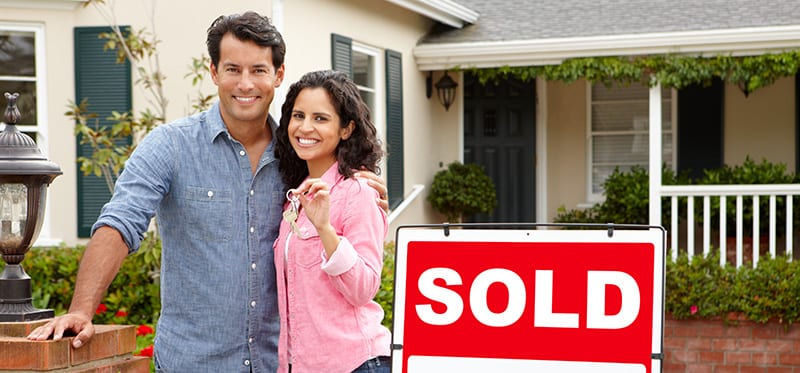 Selling your home for the first time
